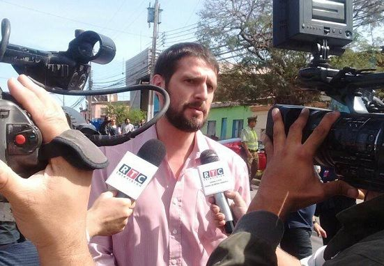 Concejal Ramírez en carrera al municipio: Apostamos a una alcaldía ciudadana y terminar la lucha de la derecha contra Soria