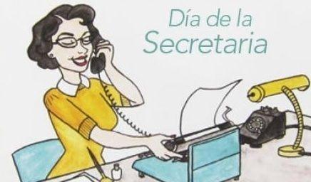 Hoy jueves 3 de diciembre | Día de la Secretaria