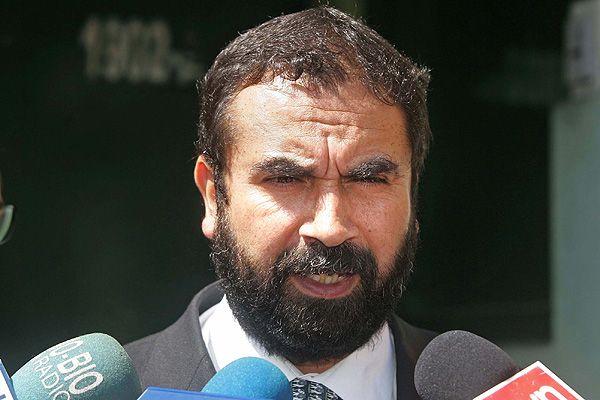 No fue notificado | No se realiza formalización del exdiputado Gutiérrez
