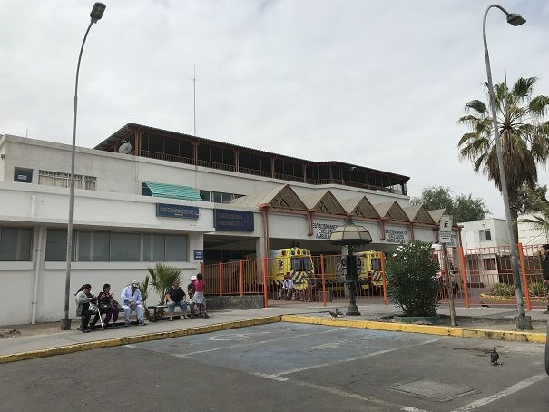 Hospital de Iquique anunció medidas adoptadas para abordar COVID-19