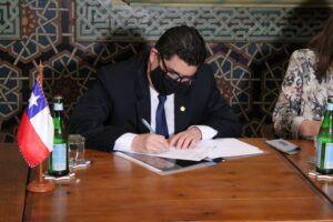 Alberto Martínez, rector de la Universidad Arturo Prat.