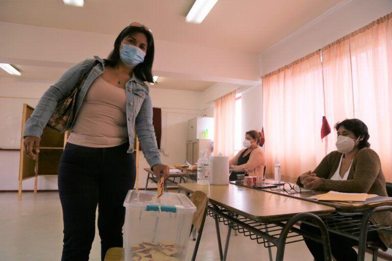 """Candidata Norma Córdova (PDC) por poca participación en Primaria: """"Acá hay responsabilidad de los organismos gubernamentales"""