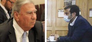"""Senador Soria pide a ministro a Delgado revisar el por qué no pasamos a etapa de """"Preparación"""""""