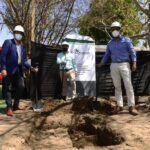 Municipalidad de Pica y Collahuasi inician obras del futuro Centro de Interpretación Patrimonial de la comuna