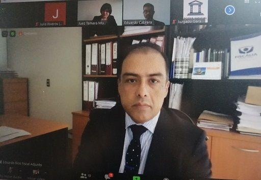 Fiscalía de Iquique imputará cargos al parlamentario por los delitos de amenazas previsto en el Código de Justicia Militar y de omisión de cooperación pública.