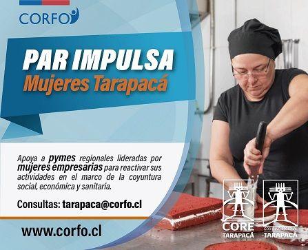 PAR Impulsa Mujeres Tarapaca