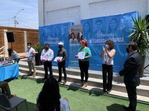 CFT Estatal reconoce a estudiantes, académicos y funcionarios en su Tercer Aniversario