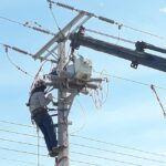 CGE continúa desarrollando el plan de mantención de la redes eléctricas en Alto Hospicio.