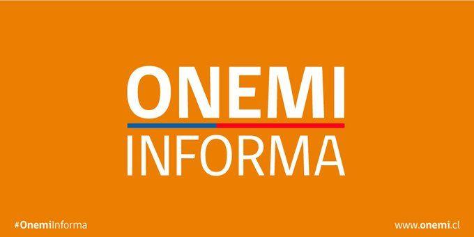 A las 4 de la tarde | Onemi enviará mensaje de prueba para Alto Hospicio y la Antártica tras error en alerta del sábado