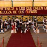 86 jóvenes del Liceo de Pica recibieron sus licencias de cuarto medio