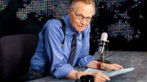 Larry King: muere el legendario presentador estadounidense tras dar positivo por covid