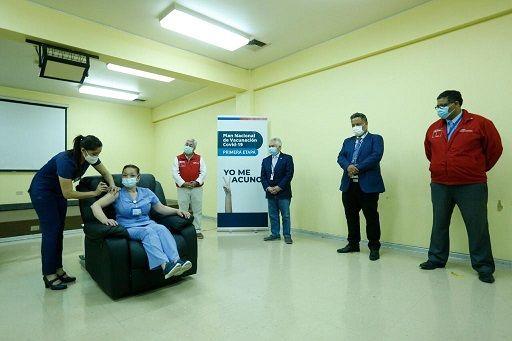 Imágenes: Comunicaciones Hospital de Iquique
