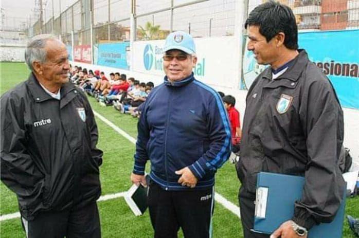 De luto el deporte local | Falleció Pedro Cejas Alcayaga