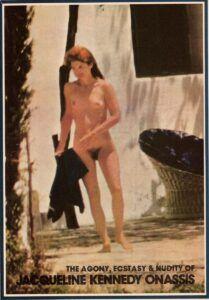 Jackie Onassis naked hustler 1975 01