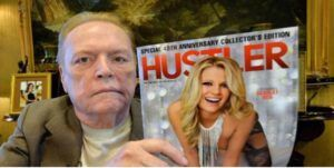 Murió Larry Flynt, magnate conocido como el rey del porno