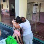 Niña se había extraviado en Colchane | Carabineros de Pozo Almonte logra reunir a madre e hija
