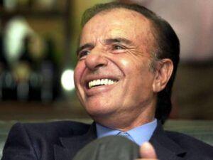 Presidente de Argentina 1989- 1999 | Murió Carlos Menem