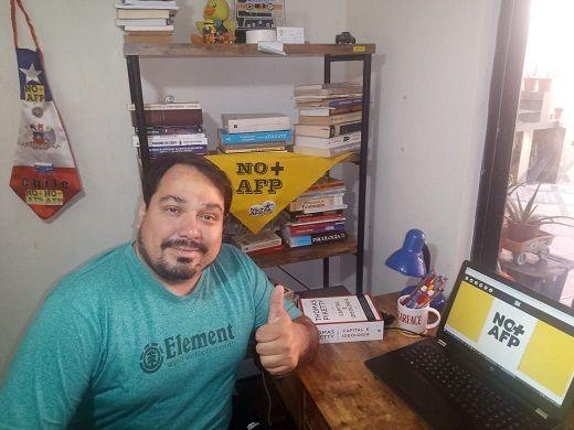 Waldo Aguilar Figueroa: la democracia participativa es clave en la construcción de un chile nuevo