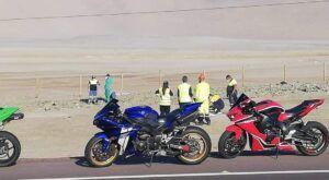 Motociclista muere en accidente registrado en la Ruta A-1 (Iquique-Tocopilla)