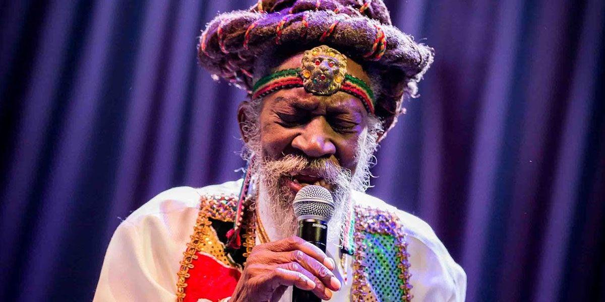 Muere Bunny Wailer, confundador de The Wailers con Bob Marley
