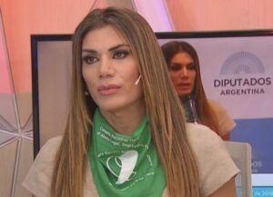 Actriz argentina cumplió 46 años: Florencia de la V y una reflexión sobre su adolescencia y su acercamiento al travestismo