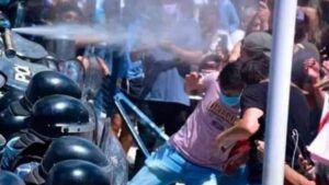 Ciudad argentina de Formosa: Protestas por el regreso a la fase 1 de la cuarentena