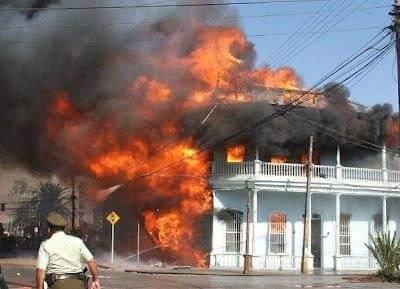 incendio palacio mujica