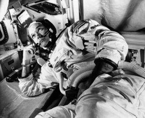 Viajó en el Apolo 11 en 1969 | Fallece a los 90 años el astronauta Michael Collins