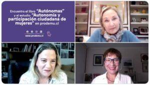 Presentacion del libro Autonomas y de estudio 2