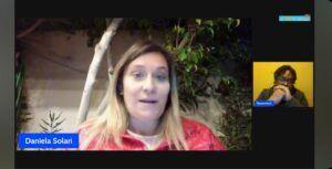 """Daniela Solari en Los Desinformadores: """"Si le pregunto al alcalde, yo creo que ni siquiera tiene claro cuánto ha costado cada metro cuadrado del parque Playa Brava"""""""