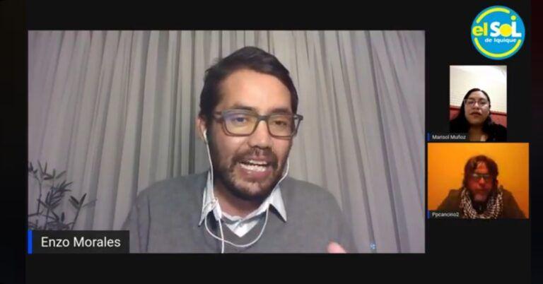 """Candidato a Gobernador Morales y la Pandemia: """"Yo creo que han perdido legitimidad las decisiones de la autoridad que restringen derechos"""""""