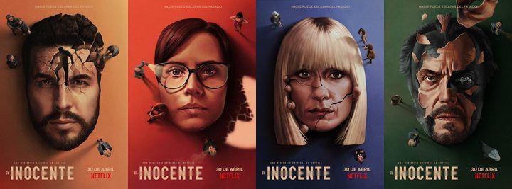 """""""El Inocente"""" la serie de Netflix de obliga a usar el control para revisar escenas y armar en rompecabezas de la historia"""
