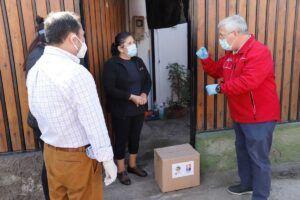 No pasó Piola… Se filtró que Intendente Regional tuvo que declarar por caso de  sobreprecio de cajas de alimento