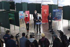 Gobierno entrega recomendaciones para un voto seguro en las elecciones del 15 y 16 de mayo