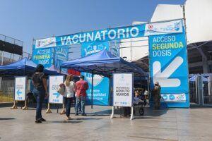 Vacunatorio contra el Covid-19 del Estadio Tierra de Campeones funcionará excepcionalmente este sábado 8 de mayo