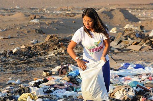 Candidata a alcaldesa Paula Astudillo propone transformar Alto Hospicio en ejemplo de economía circular del norte de Chile