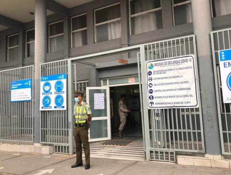 Tarapacá: Cerca de 500 Carabineros desplegarán servicios durante el proceso eleccionario