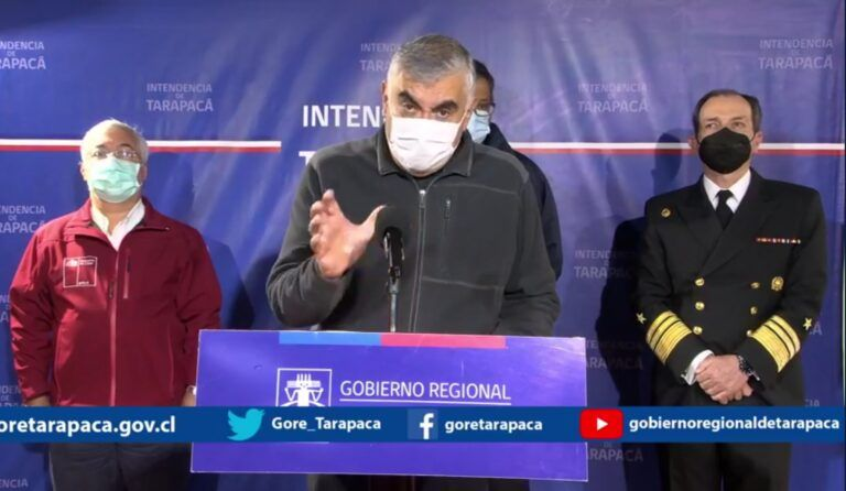 Autoridades confirman cordón sanitario en La Tirana para evitar eventual rebrote de Covid por la fiesta de la Chinita
