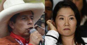 Perú | Pedro Castillo se declara ganador mientras Keiko furiosa pide anular 200 mil votos