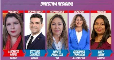 """Lucrecia Mena: """"Es un desafío importante porque soy la primera mujer que presidirá RN en la región"""""""
