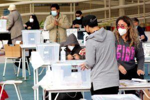 Paupérrima participación en segunda vuelta de gobernadores: 13,52%