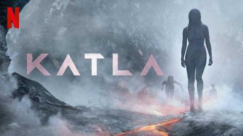 'Katla', la serie islandesa que la lleva en Netflix