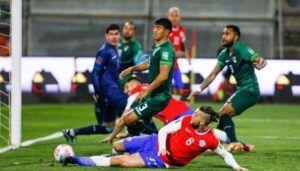 Empate 1-1 | 'La Roja' no pudo superar la defensa de Bolivia