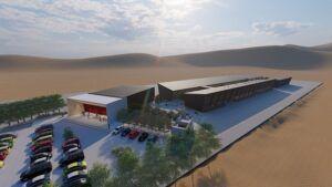 CFT Estatal Tarapacá contará con moderno Campus en Alto Hospicio