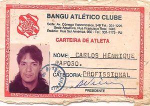 Carlos Henrique Raposo Bangu