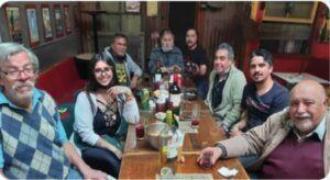 """Iquique   Con un """"cocimiento"""" y luego de un año con cuatro meses abrió el Bar Curupucho"""