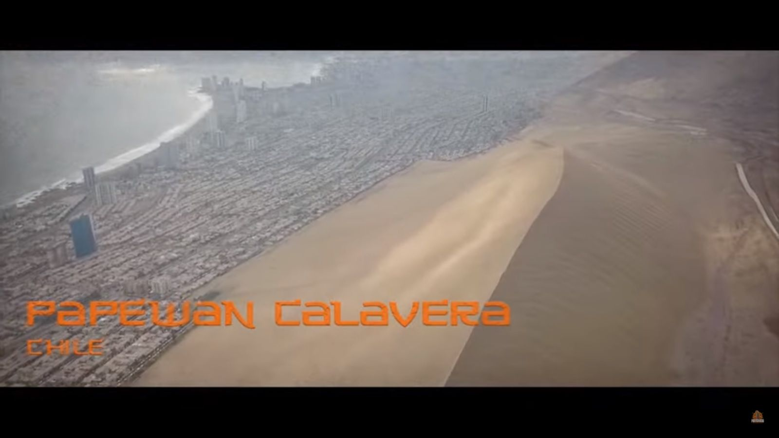Papewan Calavera lleva el paisaje de Iquique al PriestHood Internacional