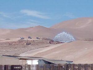 Aguas del Altiplano informa corte de emergencia en el sector sur de la comuna de Alto Hospicio
