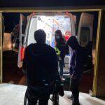 Migrante irregular insulinodependiente es trasladado desde el consultorio de Colchane al Hospital Regional de Iquique
