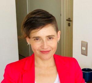 Cristina Oyarzo